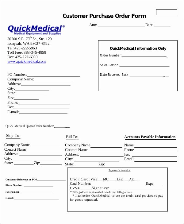 Physician order forms Templates New Medical order forms 11 Free Word Pdf format Download