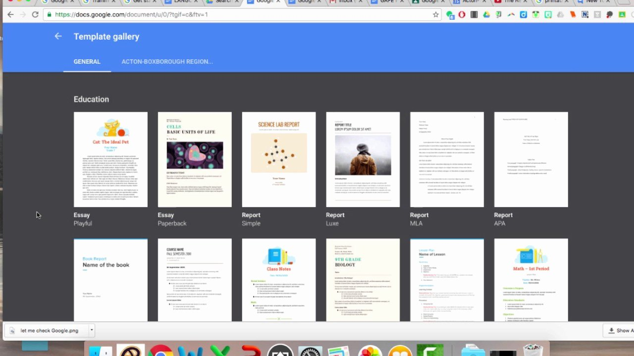 Picture Book Template Google Docs Inspirational How to Use Google Docs Templates