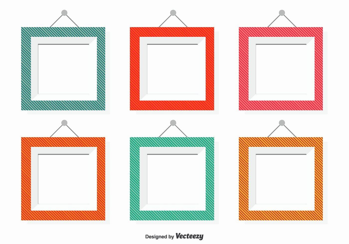 Picture Frame Vector New assorted Color Vector Frames Download Free Vector Art