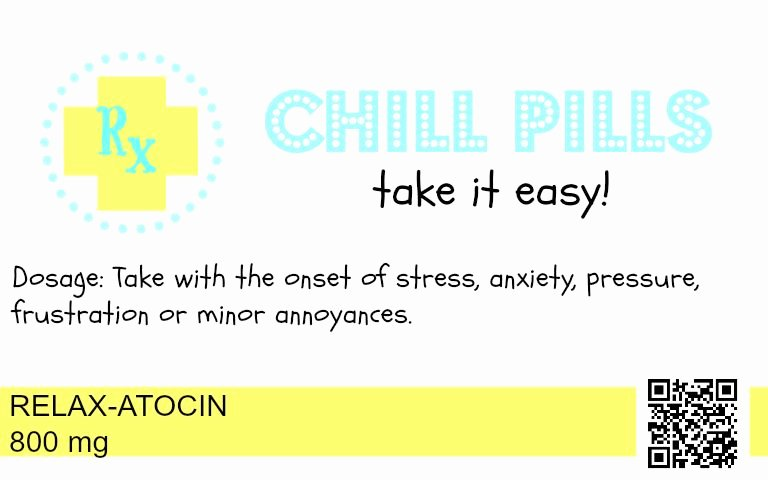 Pill Bottle Label Template Inspirational Happy Pills and Chill Pills Free Printable Labels
