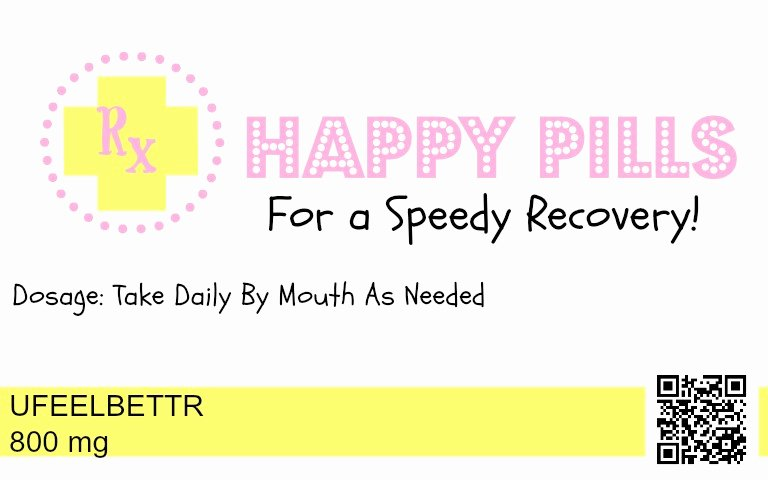 Pill Bottle Labels Template Beautiful Happy Pills and Chill Pills Free Printable Labels