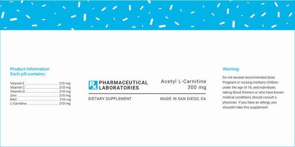 Pill Bottle Labels Template New 17 Bottle Label Templates Free Psd Ai Eps format