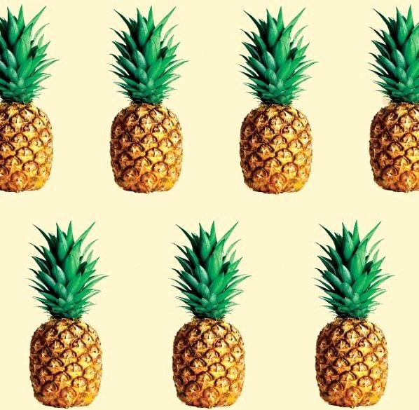 Pineapple Leaf Template Lovely Fruit Backgrounds Tumblr Google Search