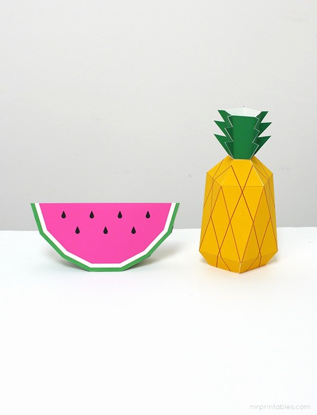 Pineapple Template Printable Best Of 25 Pineapple Crafts & Free Printables Diy Goodness