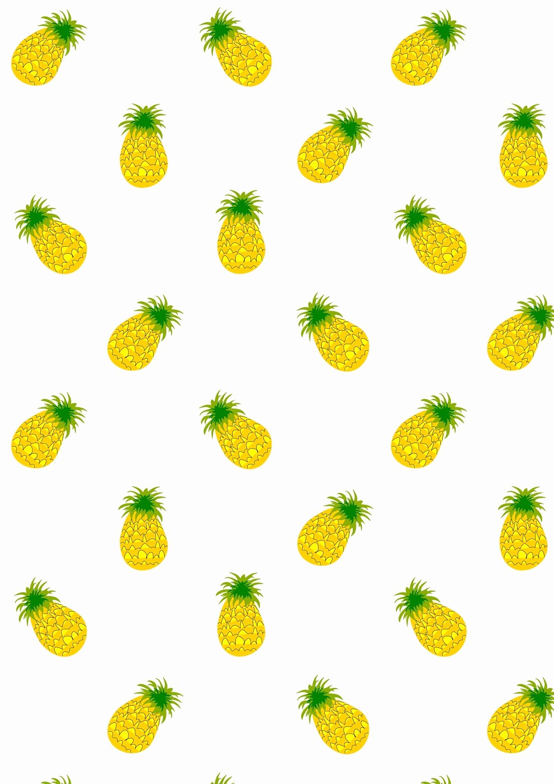 Pineapple Template Printable Best Of Free Digital Pineapple Scrapbooking Paper Ausdruckbares