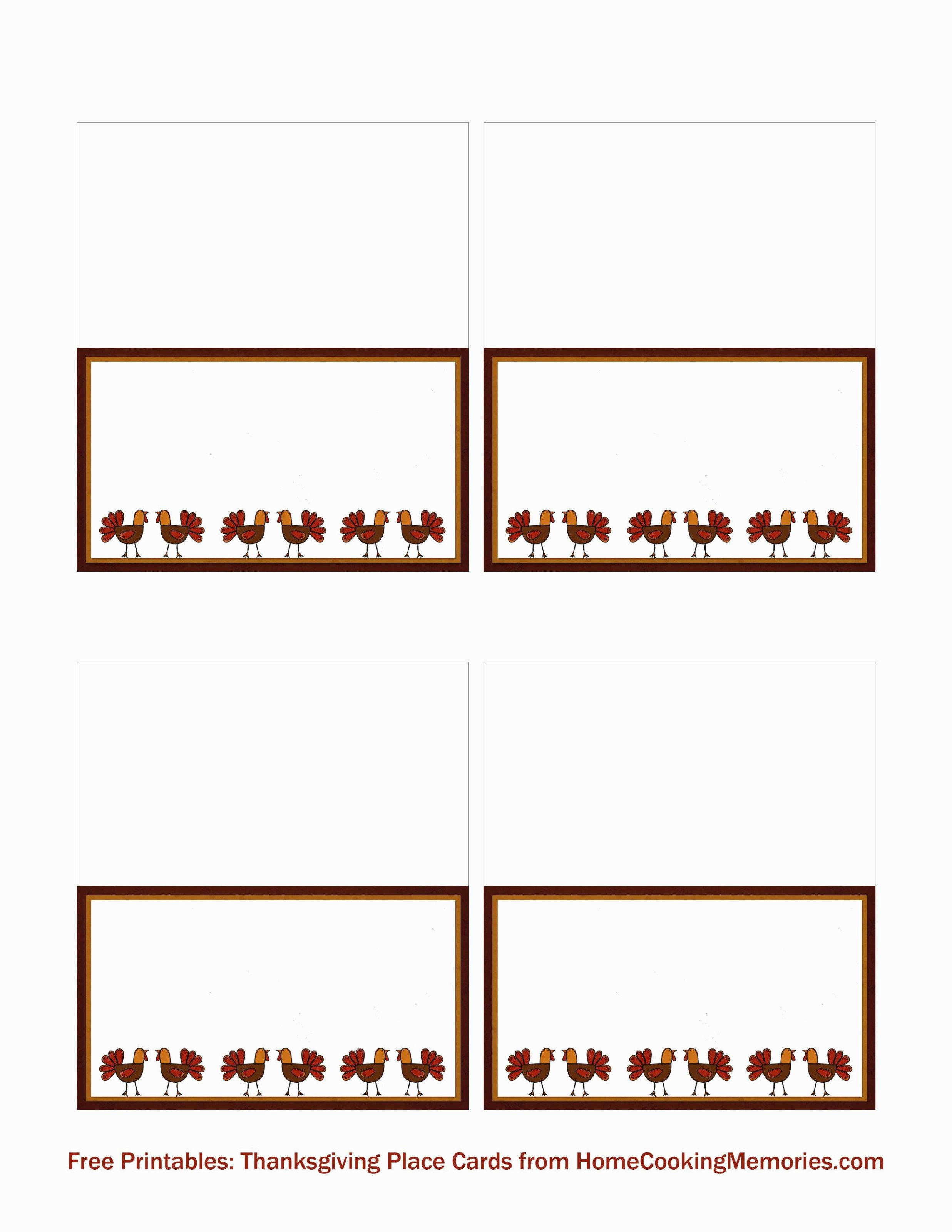 Place Card Template 6 Per Sheet Beautiful Five Ways How to Prepare