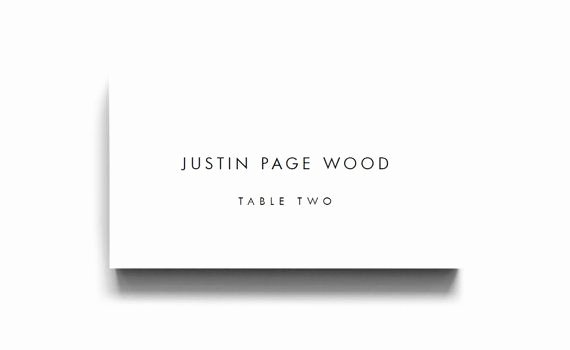 Place Card Template 6 Per Sheet Inspirational 17 Best Ideas About Place Card Template On Pinterest