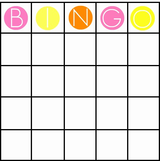 Place Card Template Word 6 Per Sheet Awesome 49 Printable Bingo Card Templates – Tip Junkie