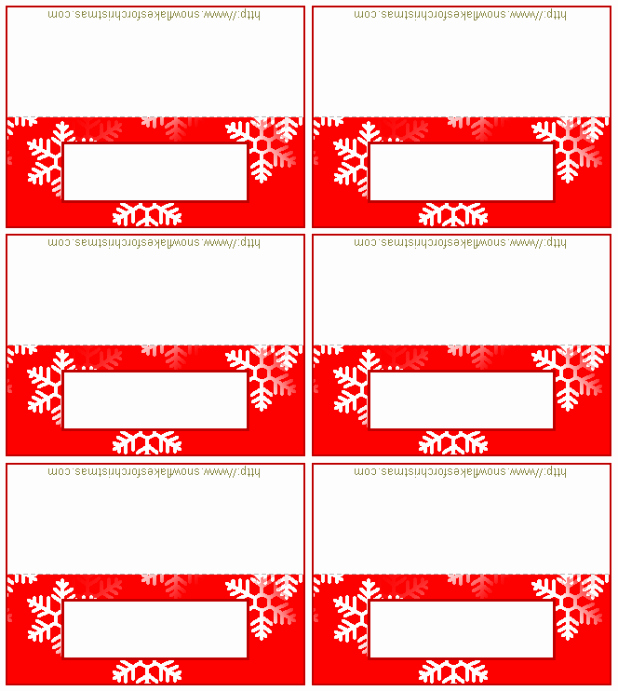 Place Card Template Word 6 Per Sheet Beautiful Free Printable Birthday Place Cards Template