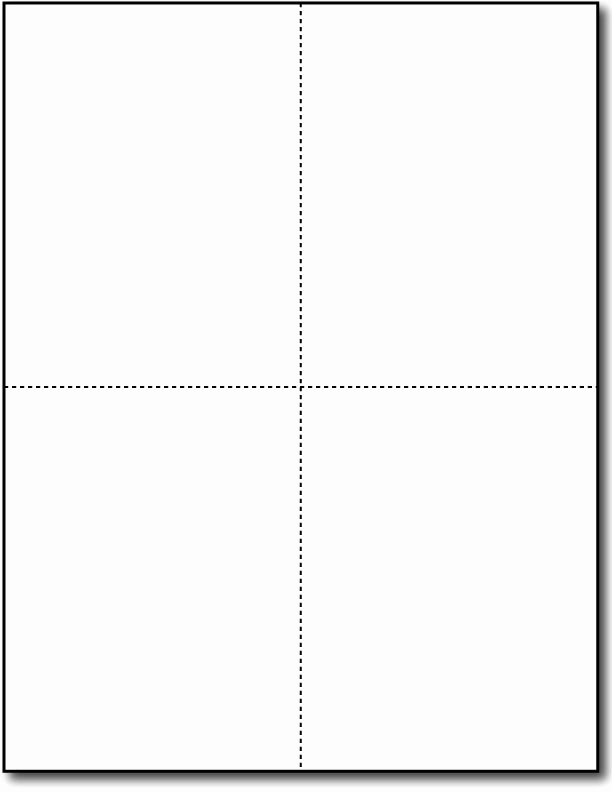 Place Card Template Word 6 Per Sheet New 5 Best S Of Postcard Template 4 Per Page Invitation