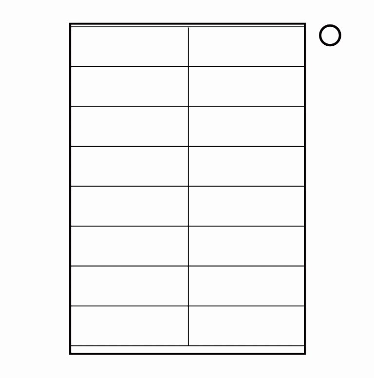 Place Card Template Word 6 Per Sheet Unique 6 Label Template 21 Per Sheet Free Download Aeouw