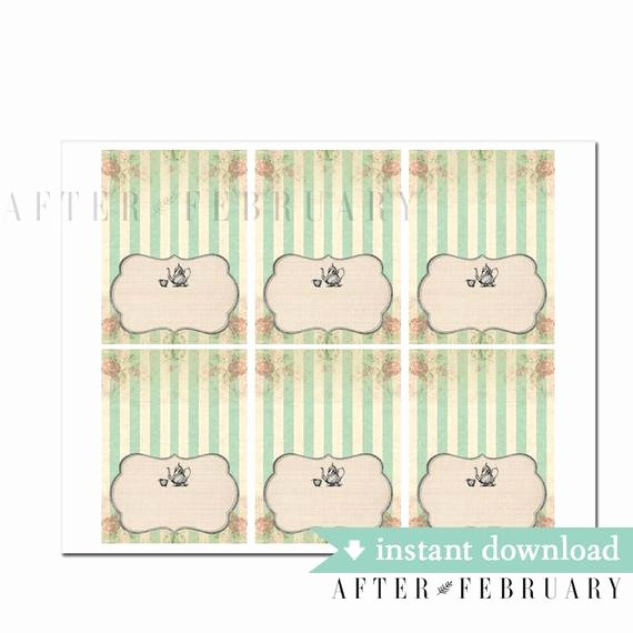 Place Cards Template 6 Per Sheet Fresh Editable Place Card Fillable Pdf Mermaid Place Card