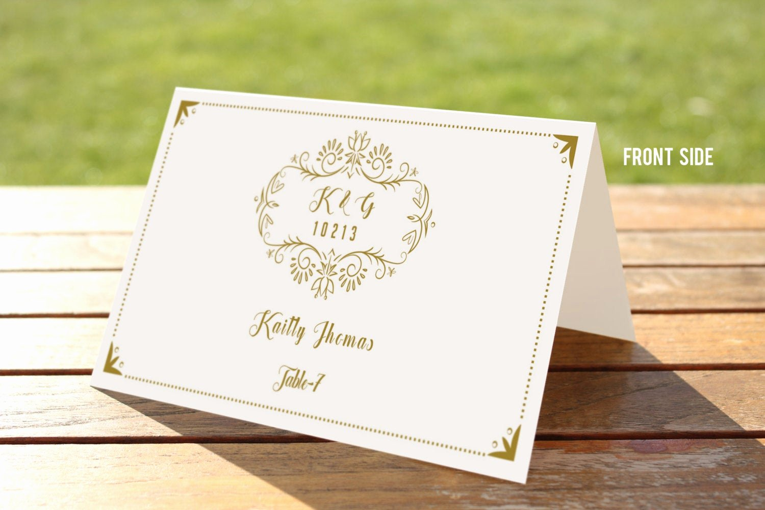 Place Cards Templates 6 Per Sheet Fresh Printable Wedding Place Cards Template Gold Place Card