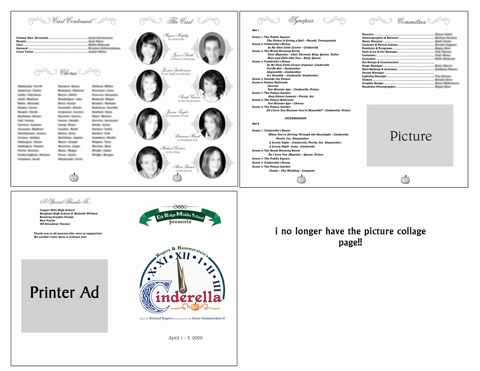 Play Program Templates Lovely Real Scrappy Digital Scrapbooking From Start to Finish
