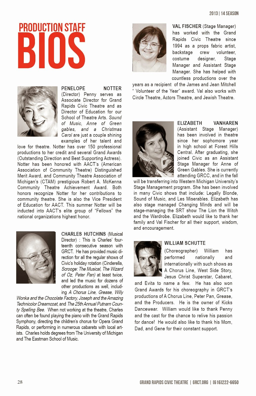 Playbill Bio Template Elegant 9 to 5 the Musical Cast Bios