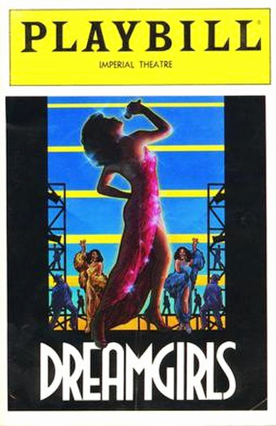 Playbill Cover Template Best Of File Dreamgirls Playbill 300 Jpg
