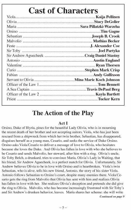 Playbill Cover Template Inspirational Sample Playbill Reverse Search