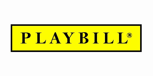 Playbill Cover Template New Playbill Logos