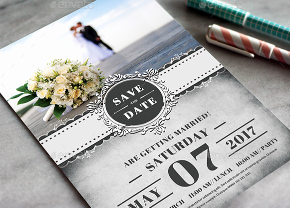 Playbill Template Photoshop Unique Download 8 Free Wedding Invitations Template In Psd Xdesigns
