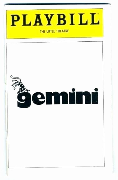 Playbill Templates Free Best Of Playbill Size – theblogger