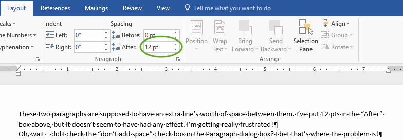 Pleading Paper Google Docs Awesome Word 2016 Do Not Add Paragraph Space Legal Fice Guru