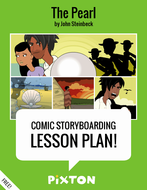 Plot Diagram for the Pearl New Lesson Plan the Pearl by John Steinbeck