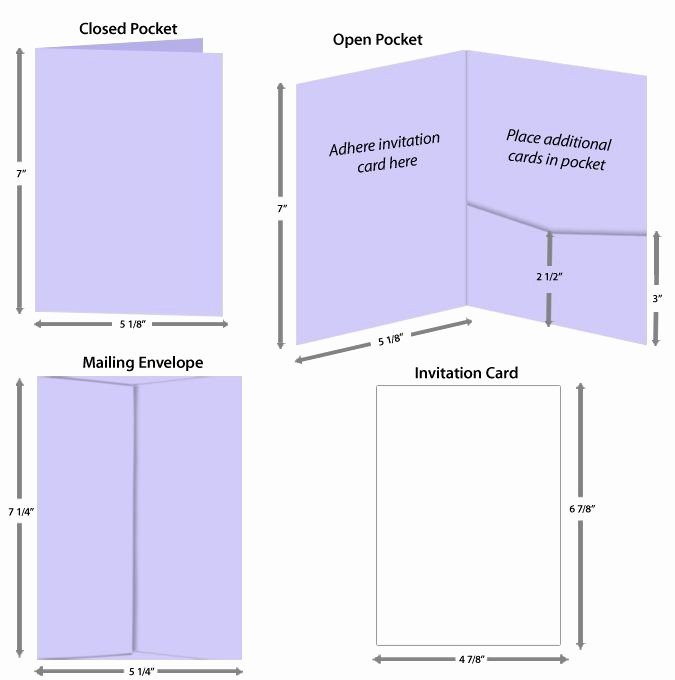 Pocket Envelope Template Lovely 21 Best Diy Wedding Invitation Templates Envelopes
