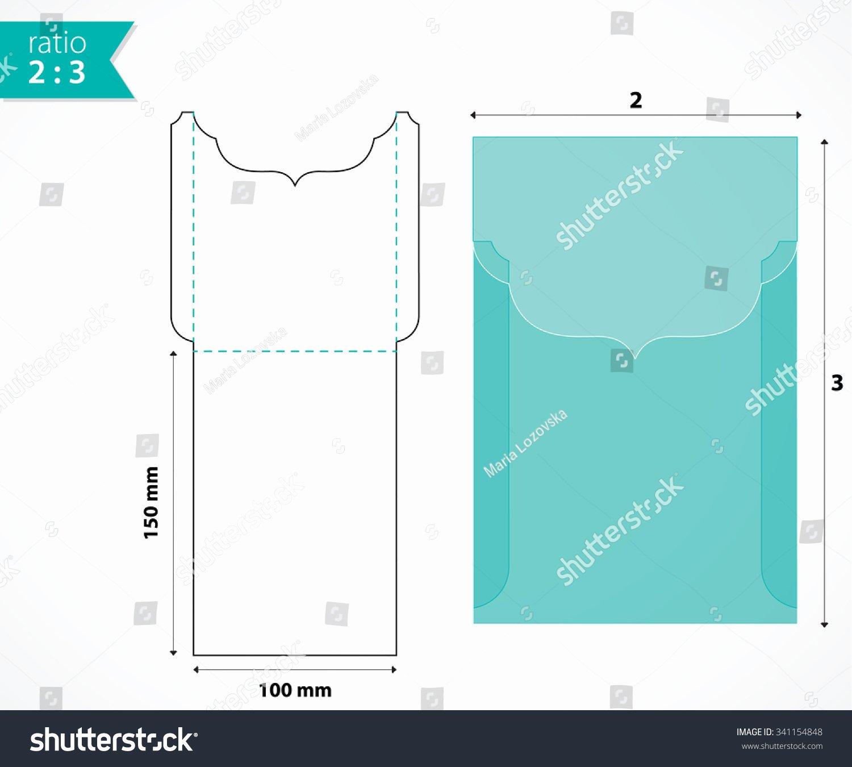Pocket Envelope Template Lovely Swirly Pocket Envelope Mockup Wedding Invitation Sleeve