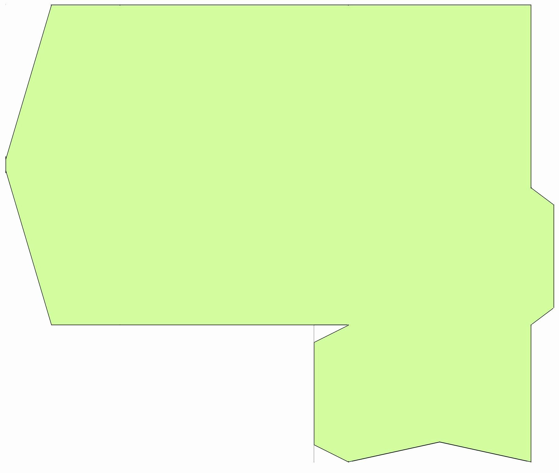 Pocket Envelope Template New Pocket Fold Template