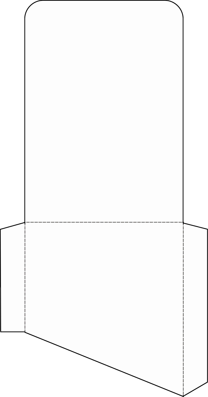Pocket Envelope Template Unique Envelope & Pocket Templates