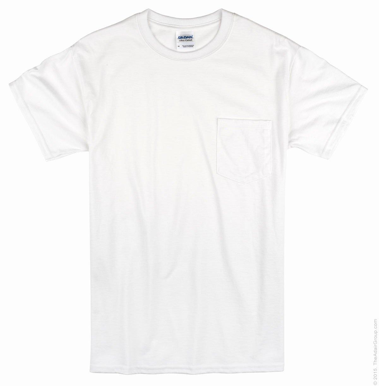Pocket Shirt Template Lovely Blank Teeshirt Template