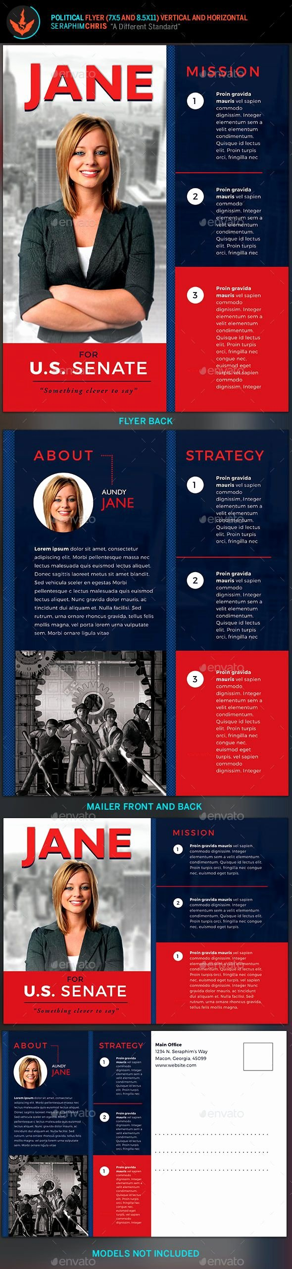Political Mailers Template Luxury 17 Best Ideas About Political Campaign On Pinterest