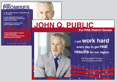 Political Mailers Template Luxury 2mail Templates