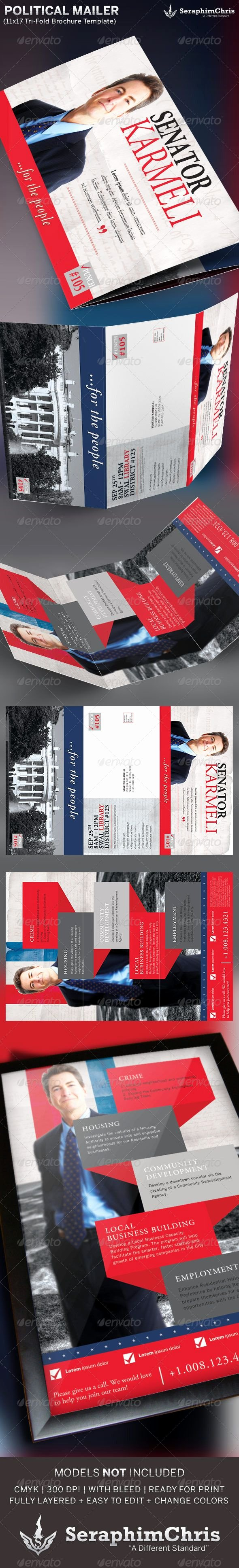 Political Mailers Template New 15 Best Political Design Images On Pinterest