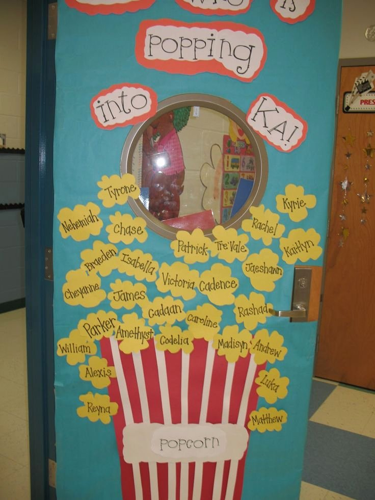 Popcorn Template for Bulletin Board Luxury 25 Best Ideas About Popcorn Bulletin Boards On Pinterest