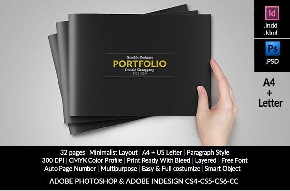 Portfolio Cover Pages Templates Fresh Graphic Design Portfolio Template Brochure Templates On