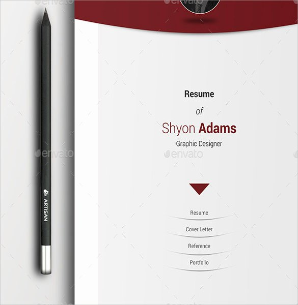Portfolio Cover Pages Templates Lovely 14 Resume Cover Pages Psd Vector Eps Pdf