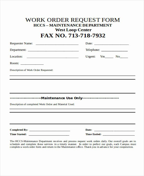 Position Requisition form Lovely 43 Free Requisition forms