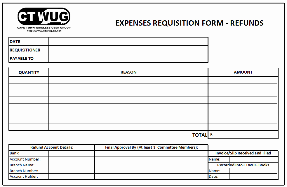 Position Requisition form Template Fresh Office Supply order form Office Supply Template Sample 11