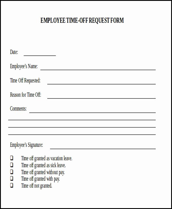 Position Requisition form Template Lovely Sample Day F Request form 7 Examples In Word Pdf