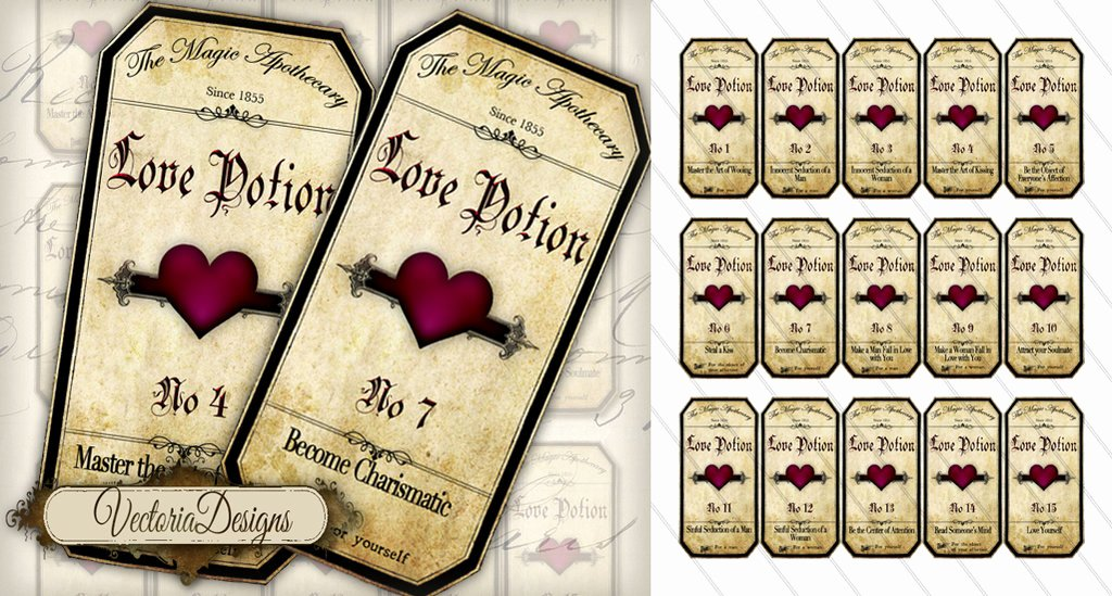 Potion Label Template Fresh Label Printable Gallery Category Page 13