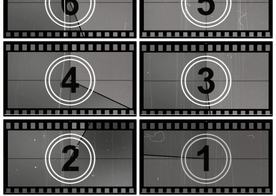 Powerpoint Countdown Timer Template Beautiful Awesome Old Movies Countdown Ppt Templates for Unlimited