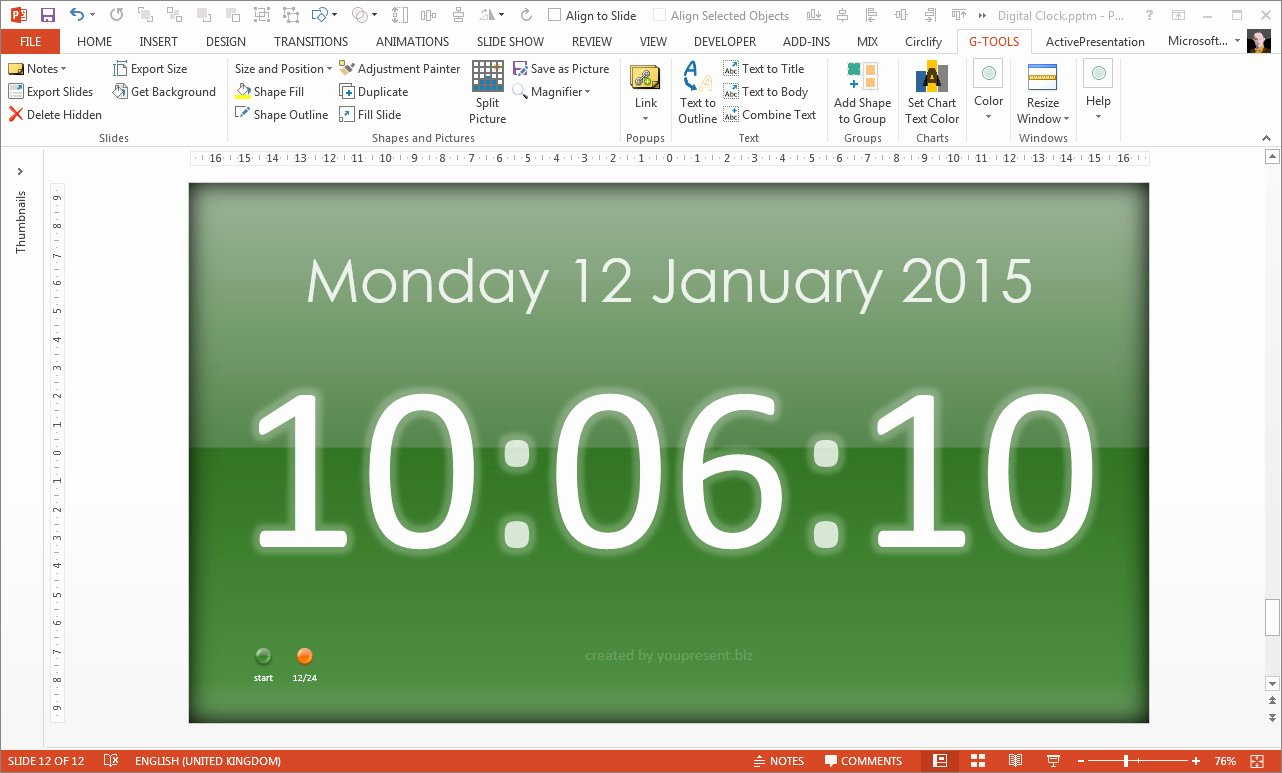 Powerpoint Countdown Timer Template New Flash Countdown Timer Powerpoint Hashtag Bg