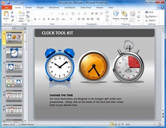 Powerpoint Countdown Timer Template Unique Awesome Countdown Powerpoint Templates
