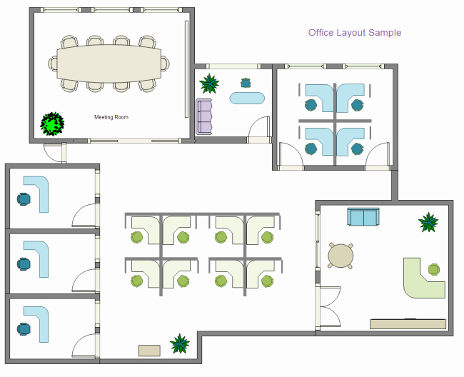 Powerpoint Floor Plan Template Elegant Fice Layout Examples and Templates