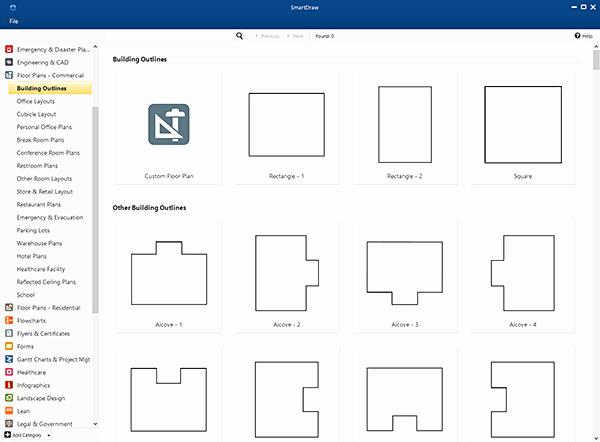 Powerpoint Floor Plan Template Inspirational Floor Plan Templates Draw Floor Plans Easily with Templates