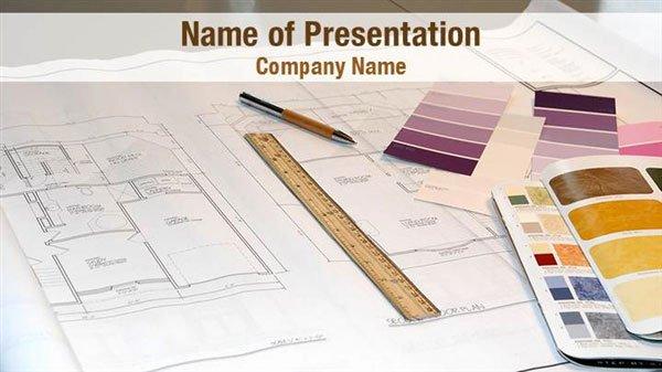 Powerpoint Floor Plan Template Luxury House Plan Drawing Powerpoint Templates House Plan