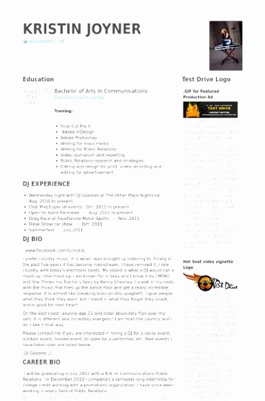 Pr Contracts Template Elegant 6 Public Relations Contract Template Aurot