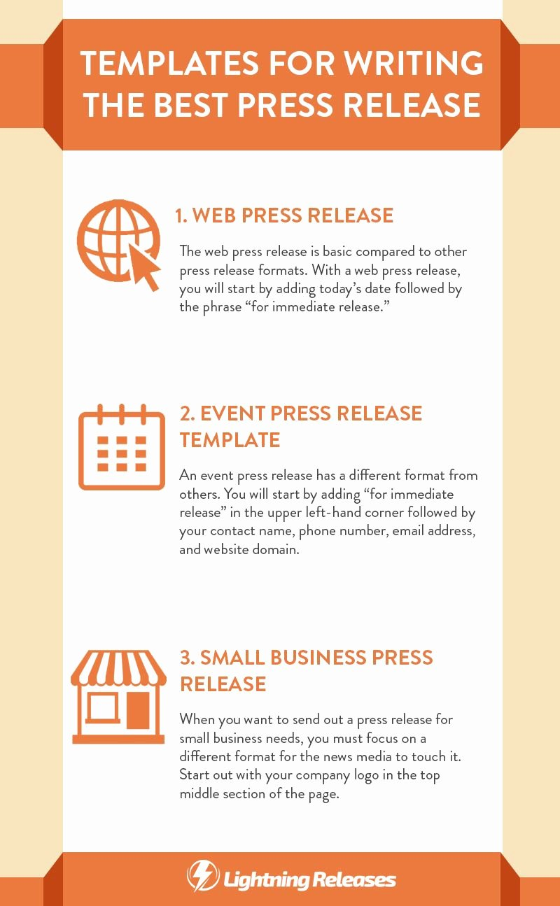 Pr Contracts Template Fresh Templates for Writing the Best Press Release