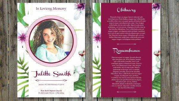 Prayer Card Template Free Lovely Funeral Prayer Card Template 21 Psd Ai Eps format